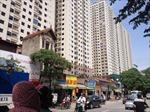 Quá tải hạ tầng tại các khu chung cư mới