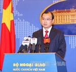 Trung Quốc phải chấm dứt ngay xây dựng tại Hoàng Sa, Trường Sa