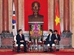 Chủ tịch nước tiếp Bộ trưởng Bộ Quốc phòng Hàn Quốc