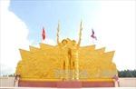 Tu bổ Đài tưởng niệm liên minh chiến đấu Việt – Lào