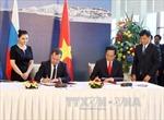 Ký FTA lịch sử giữa Việt Nam và Liên minh Kinh tế Á – Âu