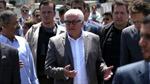 Ngoại trưởng Đức thăm Dải Gaza