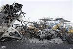 Giao tranh bùng phát tại sân bay Donetsk