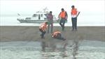 Tìm thấy 5 thi thể đầu tiên vụ lật tàu Trung Quốc
