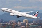 Máy bay Air France chở 275 hành khách hạ cánh khẩn ở Nga
