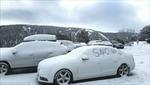 Tuyết phủ trắng Đông Nam Australia