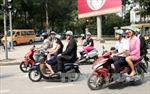 Từ tháng 7, TP.HCM thu phí đường bộ xe máy