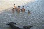 Báo động đuối nước ở trẻ em