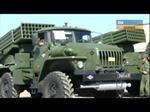 Nga 'khoe' công lực hệ thống rocket đa nòng mới