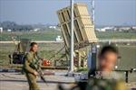Israel triển khai Vòm Sắt tới miền Nam