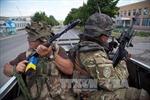OSCE xác nhận vi phạm lệnh ngừng bắn ở sân bay Donetsk