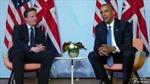 Tổng thống Mỹ kêu gọi Anh ở lại EU