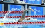 Ánh Viên giành HCĐ 50m bơi ngửa nữ
