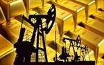 Giá dầu, vàng thế giới tăng mạnh