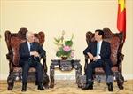 Thủ tướng tiếp Bộ trưởng Tư pháp Algeria