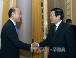 Chủ tịch nước tiếp Phó Tổng giám đốc IMF
