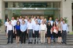 Tăng cường phối hợp giữa TTXVN và CQĐD Việt Nam ở nước ngoài