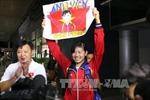 Ánh Viên mong mang vinh quang về cho Việt Nam