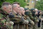 Nga, Đức kêu gọi chấm dứt giao tranh ở Đông Ukraine