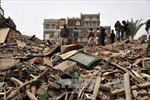 Đàm phán thất bại, liên quân lại dội bom Yemen