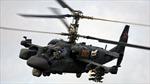 Nga bắt đầu xuất khẩu trực thăng Ka-52 Alligator