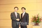 Lãnh đạo Nhật Bản, Hàn Quốc kêu gọi hướng tới tương lai