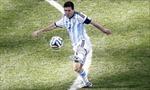 Đội tuyển Ireland bác tin nhận tiền để không tắc bóng Messi