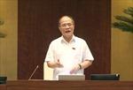 Bài phát biểu bế mạc Kỳ họp thứ 9, Quốc hội Khóa XIII