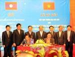Ký kết Hiệp định thương mại biên giới Việt Nam - Lào