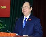 Trao kỷ niệm chương hữu nghị cho Đại sứ Triều Tiên