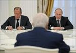 Tổng thống Nga cam kết ủng hộ chính quyền Syria