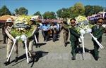 Đón nhận hài cốt liệt sĩ Việt Nam tại tỉnh Kompong Chhnang