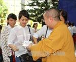Hội Phật giáo tỉnh Tuyên Quang đồng hành cùng sĩ tử
