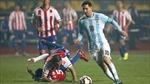 Vùi dập Paraguay 6 - 1,  Argentina hiên ngang vào chung kết
