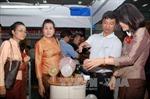 Khai mạc Hội chợ Thương mại Việt – Lào 2015