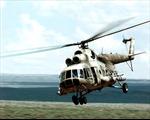 Trực thăng Mi-8 Nga mất tích