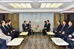 Thủ tướng tiếp Liên minh nghị sĩ hữu nghị Nhật-Việt