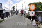 Kiên Giang: Cầu Thứ Bảy trước nguy cơ sập đổ