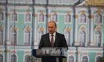 Tổng thống Nga yêu cầu điều chỉnh chiến lược an ninh quốc gia