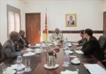 Mozambique cam kết bảo vệ cộng đồng người Việt