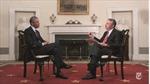 """Ông Obama bất ngờ """"tán dương"""" Tổng thống Putin"""