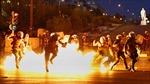 Biểu tình bạo lực trước phiên bỏ phiếu gói cứu trợ Hy Lạp