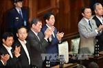 Trung, Hàn quan ngại dự luật an ninh của Nhật Bản