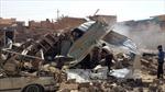 Iraq đóng cửa khẩu biên giới với Jordan nhằm cô lập IS