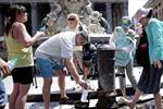 Italy trải qua đợt nắng nóng nhất trong hơn 3 thập kỷ