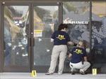 Hiện trường vụ xả súng trung tâm hải quân Mỹ