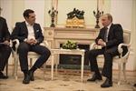 """Thực hư chuyện Nga """"bán đứng"""" Hy Lạp với mức giá 10 tỉ USD"""