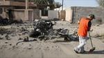 Đánh bom tại Iraq, gần 60 người thương vong