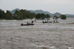 Lũ đầu nguồn sông Cửu Long lên nhanh, diễn biến phức tạp