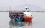 Cứu 13 thuyền viên gặp nạn trên biển